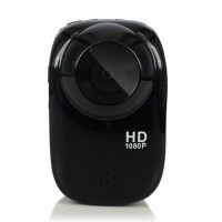 HD1080P 12M Outdoor Sport Helmet Action Waterproof Mini DV Car Camera Cam SJ1000-Black
