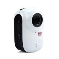 HD1080P 12M Outdoor Sport Helmet Action Waterproof Mini DV Car Camera Cam SJ1000-White