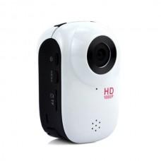 HD1080P 12M Outdoor Sport Helmet Action Waterproof Mini DV Car Camera Cam SJ1000-White