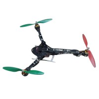 HLG Dragonfly Y3 Tricopter Y6 Hexacopter Y4 DIY Folding Glass Fiber + XXD Motor & Skywalker 40 ESC Prop ARF Set