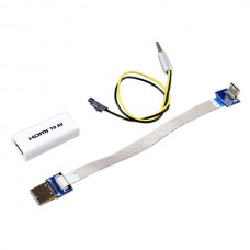 Mini HDMI to AV Converter Card Set w/HDMI Cable & AV Cable PAL/NTSC for FPV Sony NEX Series Camera