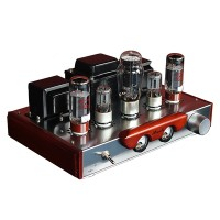 EL34 Single-ended Hifi Power Amplifier Professional Amplifier 220V 50Hz