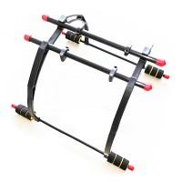 ATG Universal DIY FPV ANTI-Vibration Landing Skid Kit for