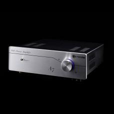 150WX2 HI-FI Digital Amplifier TDA7293 OPA2604 2.0 Stereo Audio AMP Built in 2.4Kg Transformer-Silver