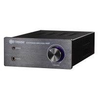 TRASAM A6P Mini HiFi Integrated/Headphone Amplifier Brand New Built in Transformer-Black