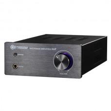 TRASAM A6P Mini HiFi Integrated/Headphone Amplifier Brand New Built in Transformer-Black