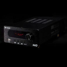 Trasam M6D USB Decoder High Power Home 2.0 Hifi Amplifier Amp with FM Radio Function-Black