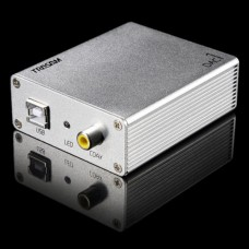 Trasam DAC-1hifi Amp Mini Decoder USB Fiber Coxial Output Digital Decoder