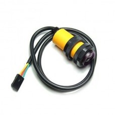 Smart Car Proximity Switch IR Infrared Obstacle Avoidance Photoelectric Sensor