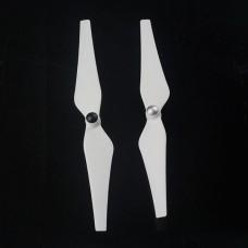 White Self-lock CW CCW Prop Propeller for DJI Phantom 2 Vision Quadcopter