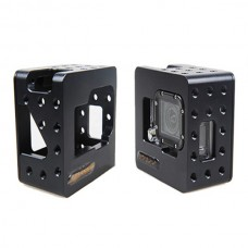 Aluminium Gocage Protective Case for Gopro Hero 3 Camera & Waterproof Case