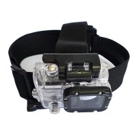 Chest Harness Strap Mount + Head Belt For GoPro HD Hero 1 2 3 Camera Accessories