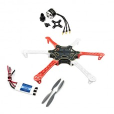 IFlight F550 ARF Hexacopter Combo Iflight Motor + ESC & Propeller FPV Multicopter Set
