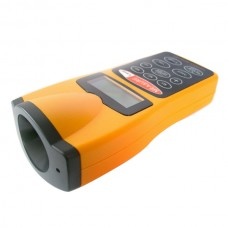 Handed CP-3007 Ultrasonic Distance Measurer Laser Point LCD with Backlight