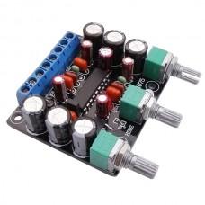 XR1075BBE DIY Digital Amplifier Tone Plate Actuator