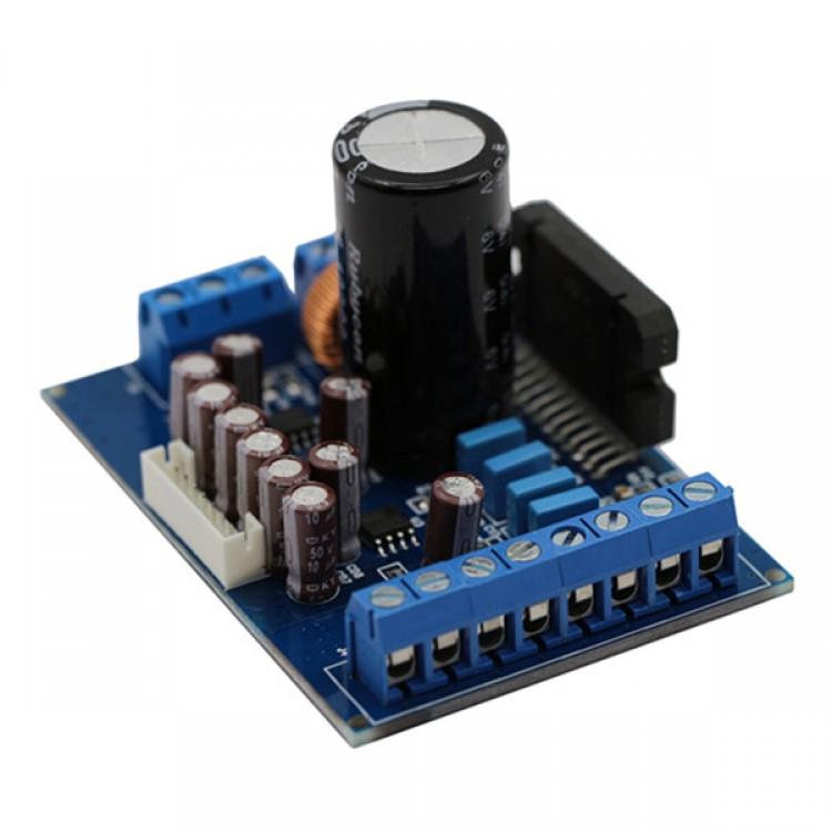 Tda7850 For 12v Car Audio Amplifier Amp Board Diy Kit With Ba3121