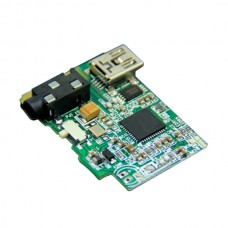DIY Wireless Stereo HIFI Bluetooth V3.0 Audio Receiver Board-Amplifier Sound