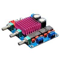 LM1036n Tone Board + TDA7492 2x50W High Power HiFi Amplifier Board for DIY
