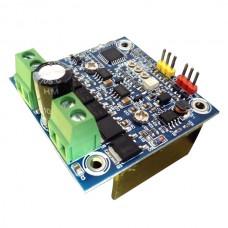 Servo Module 10~30V 40A Servo Motor Driver Remote Receiver Control Signal PID Adjustment