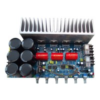 TDA7294 7293 2.1 Subwoofer Amplifier Board with Radiator (Finished Plates)