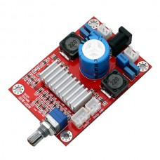 Original TDA7492P 25W+25W 12v DC Digital Audio Amplifier board HI-FI Amp