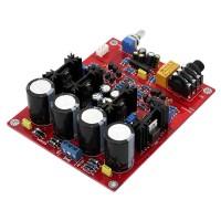 E19 Earphone Class A  Amplifier Board K2381 J407 Amp FET Dual AC12V