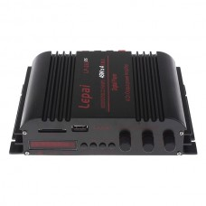 LP-269 4*45W USB SD MMC MP3 FM Player Motorcycle Car Amplifier Remote Control