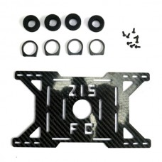 Glass Fiber Anti-vibration Shock-absorbing Battery Mount Plate for DJI Spreading Wings S800
