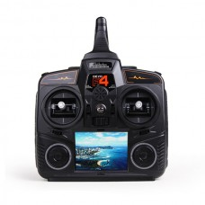 WALKERA DEVO F4 FPV Devention 2.4 GHz Transmitter Remote Controller w/ TX5803 Tranmitter & DVO4 Camera