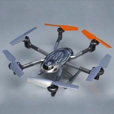 WALKERA QR Y100 5.8Ghz FPV Hexacopter DEVO F4 Transmitter RTF Multicopter Frame
