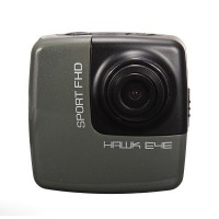 Grey Hawk Eye FHD 1080P Motion DVR FPV 64g Sport Camera w/LCD Screen for Brushless Gimbal Aerial Photography