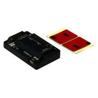 APM2.6 ArduPilot Mega 2.6 APM2.6 Kit APM Flight Controller Board Super with Protective Case