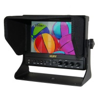"Lilliput 663/O FPV Monitor 7"" 1280*800 IPS Panel HD Field Camera HDMI in/out Monitor & Case"