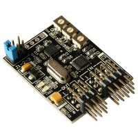EAGLE FPV Micro Aeroplane Flight Controller/ Stabilization AVCS Function A3 Pro V2.2 Upgrade Version