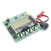 KK2.15 Multi-rotor LCD Flight Control Board Atmega644 PA Main Chip for Multicopter No Shell