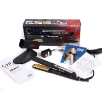 CHI Wet to Dry Ceramic Flat Iron Digital Hair Straightener Hair Beauty Tool