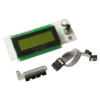 3D Printer Reprap Ramps1.4 2004LCD Intelligent Controller Display LCD Adapter