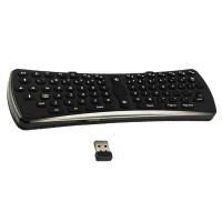 Rikomagic MK220 Air Mouse 2.4G USB Wireless Keyboard 20M Remote for MK802 UG802 MK808 TVBOX