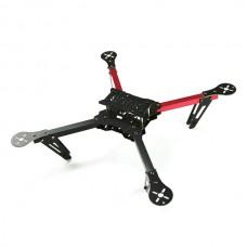 X400 400mm Glass Fiber Mini Quadcopter Frame Kit KK MWC NAZA Flight Controller Compatible