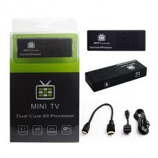 MK808B Bluetooth Android 4.2 Mini PC TV Box Stick Dual Core 8GB Cortex A9
