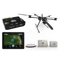 DJI A2 Flight Control+ DJI S800 EVO Hexacopter + Data Link 2.4Ghz Bluetooth - Get free iOSD Mark II