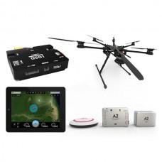 DJI A2 Flight Control+ DJI S800 EVO Hexacopter + Data Link 2.4Ghz Bluetooth - Get free iOSD Mark II