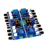 A100 Amplifier Board Class A Output 50W+50W AC 35V-0-35V Amp Board