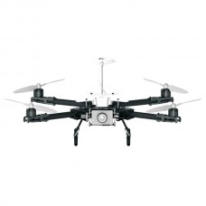 XAircraft ARF Xcope & Gopro 3 Gimbal FPV Folding Aircraft Quadcopter +SuperX Control & ESC Motor Propller