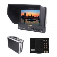 "Lilliput 7"" 663/S FPV Monitor IPS RED ONE Scarlet MX EPIC BMCC 3G-SDI LED HD Kamera Monitor"