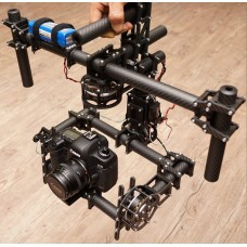 HIFLY 3 Axis Handle Stable Stabilization Brushless Gimbal Gimbal &  for Canon 5D Mark III DSLR
