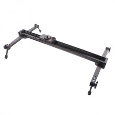 DSLR 80CM Slider Dolly Track Stabilization System For Video Camera 5D2 5D3 550D