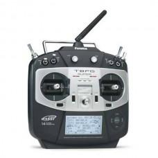 Futaba 8FG T8FG Super FASST 14-Channel 2.4GHz Transmitter + R6208SB Receiver with Battery
