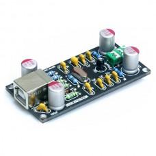 MINI PCM2704 HI-FI USB DAC Sound Card Board From XD