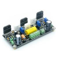 High Quality DIY LM3886 X3 Parallel Power Amplifier Board 150W Assembled HIFI DIY Board